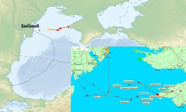 Росія почала морську блокаду України